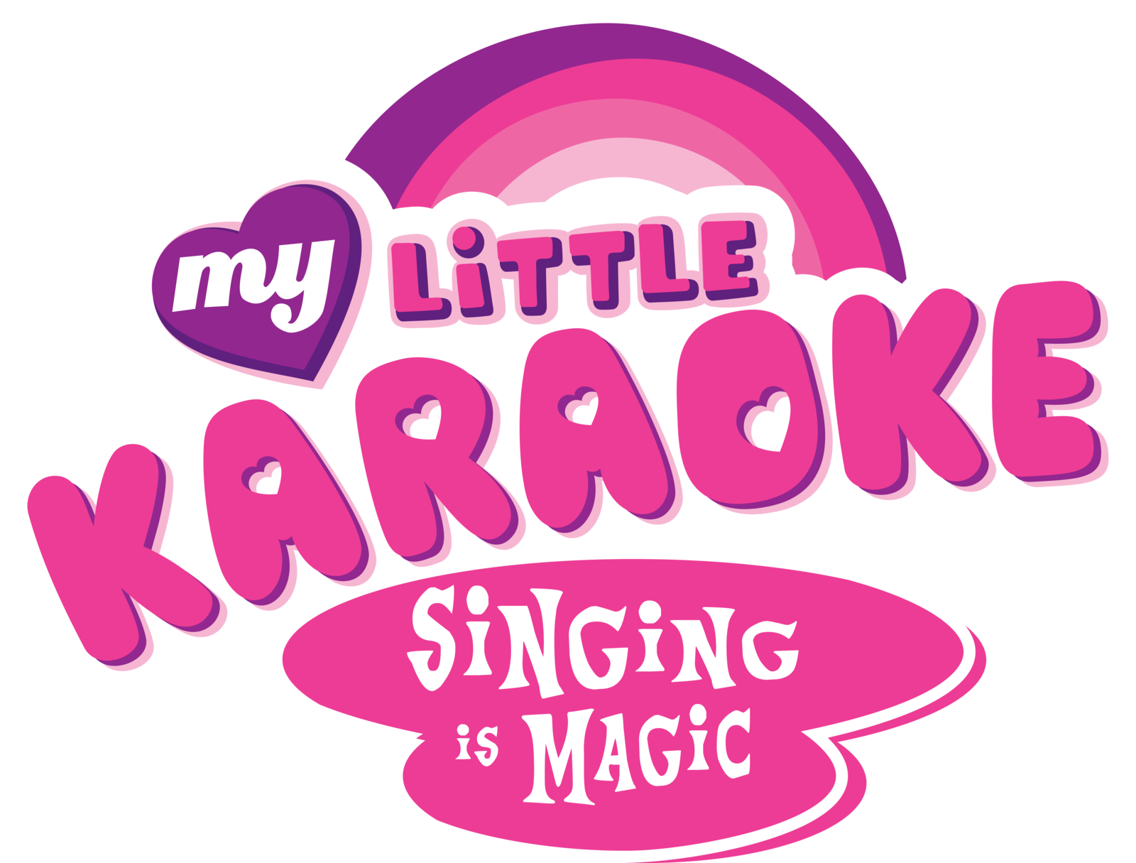 picture library stock Pony logos . Karaoke night clipart