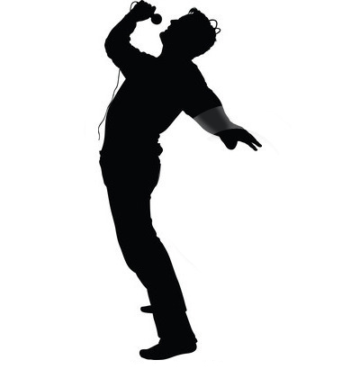 clipart library download Free cliparts download clip. Karaoke singer clipart