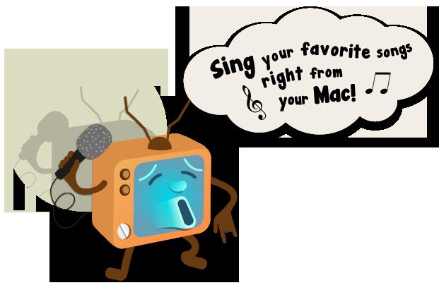 png transparent library Karaoketube app for mac. Karaoke singer clipart
