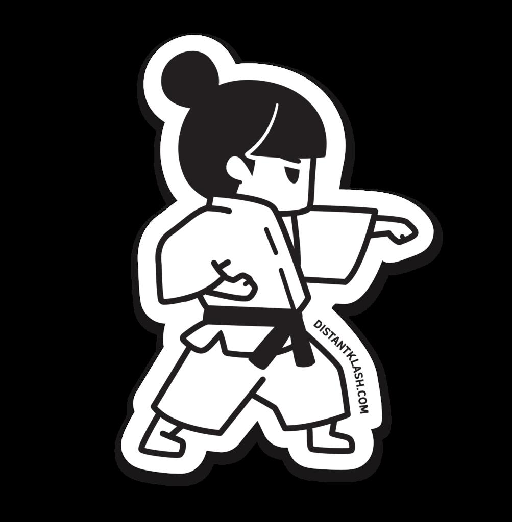 svg transparent library Karate drawing. At getdrawings com free