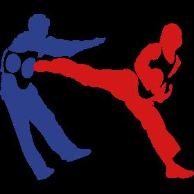 image black and white download Taekwondo