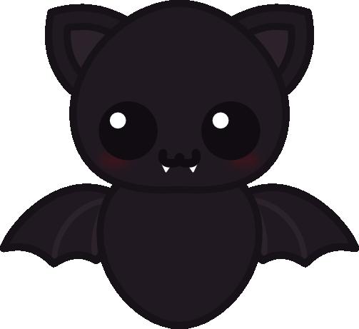 image library stock Kawaii Bat by amis