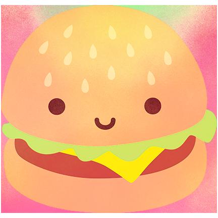 vector free library hamburger transparent cute #97427717