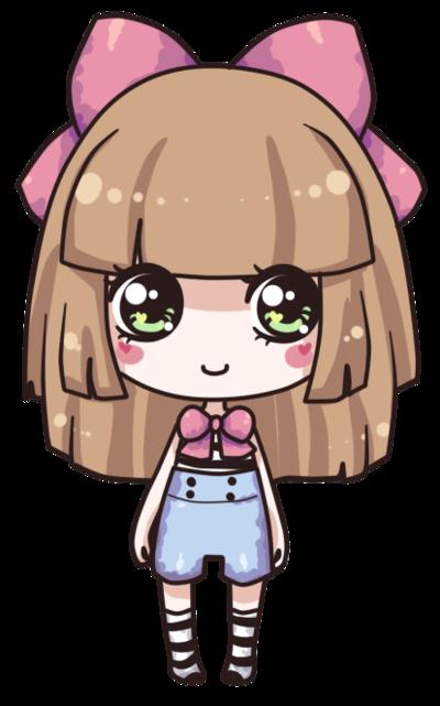 clip art freeuse download drawing dolls chibi #111726004