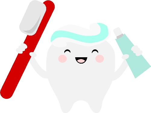 svg library Free svg files for. Vector dental kawaii