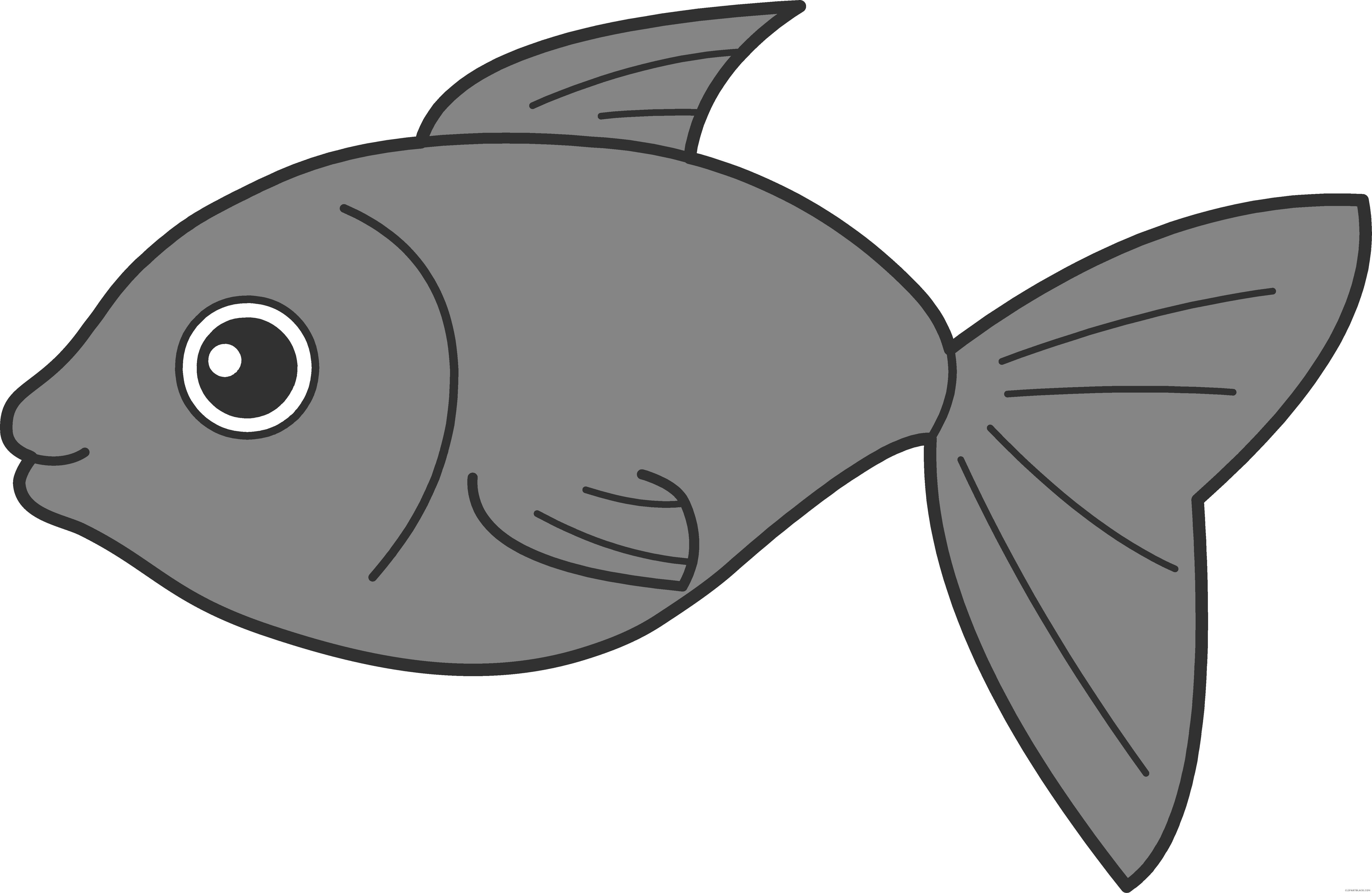 vector free download Vector black and white download beta fish