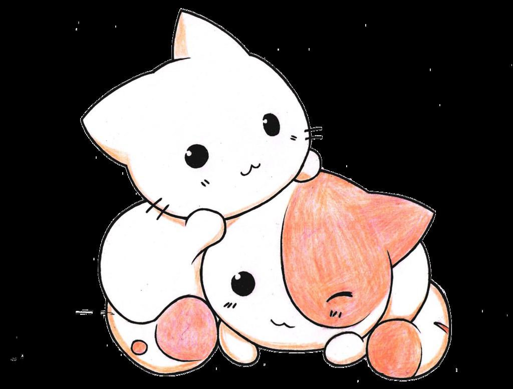 jpg transparent Kawaii Cats Render by SweetKawaiiLove on DeviantArt