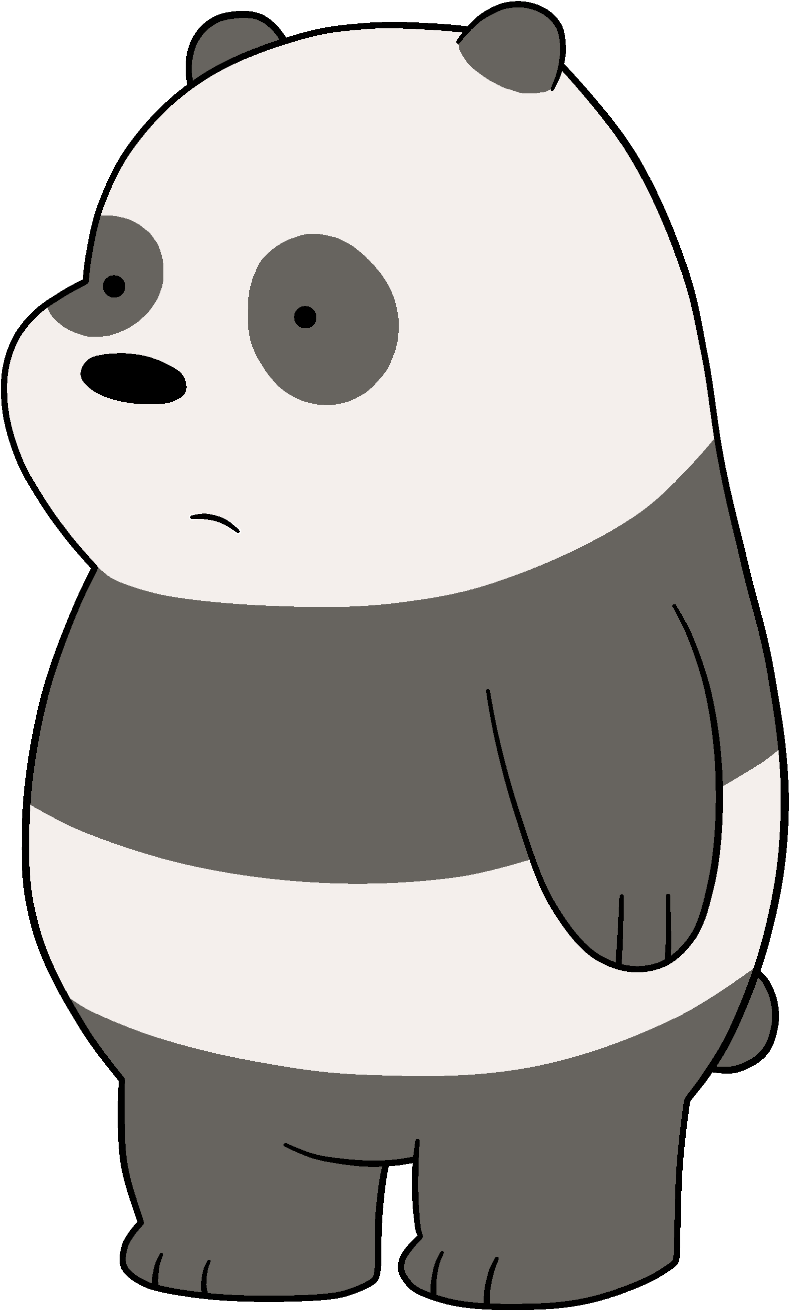 picture Drawing bears panda. Latest animation characters pinterest