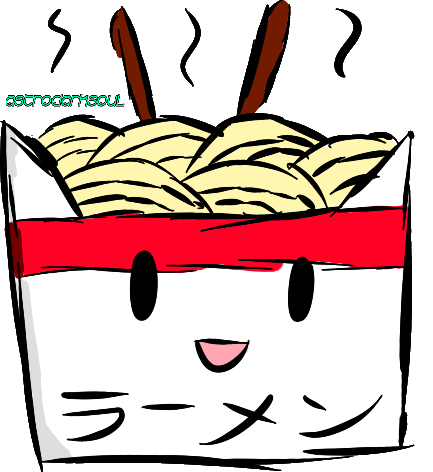 png library KAWAII DESU RAMEN by AkiNoSekaii on DeviantArt