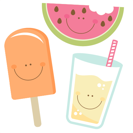 vector Summer clipart cute