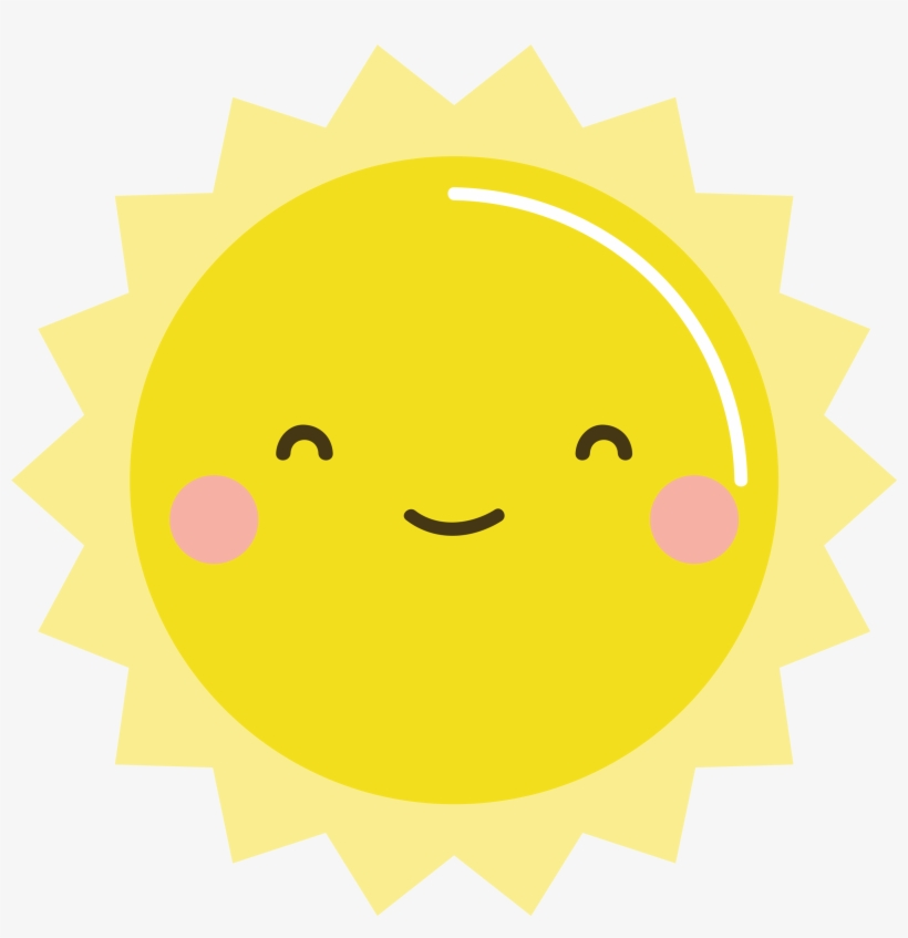 picture library download Download free png kawaii. Clipart sun