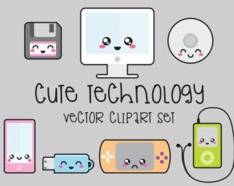clip freeuse Panda free images . Kawaii clipart technology
