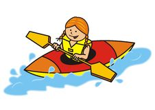 clipart library stock Free kayak cliparts download. Kayaking clipart
