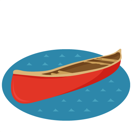 vector freeuse download Silhouette canoe at getdrawings. Kayaking clipart kayak girl.