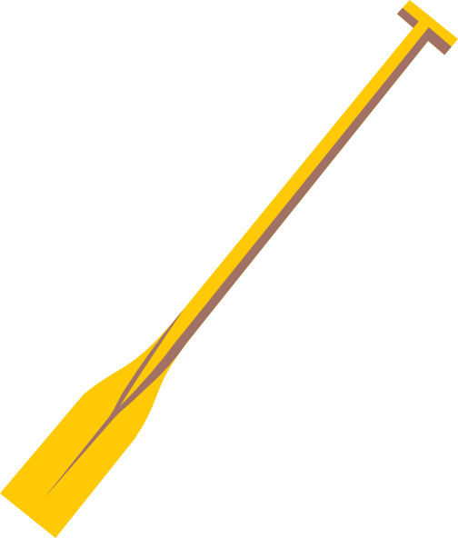 graphic royalty free Kayaking clipart oar. Clip art at clker.