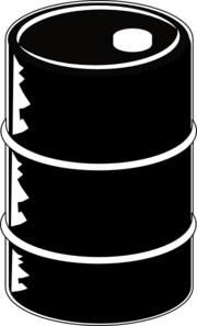 picture free library Collection of free Barrel vector oil