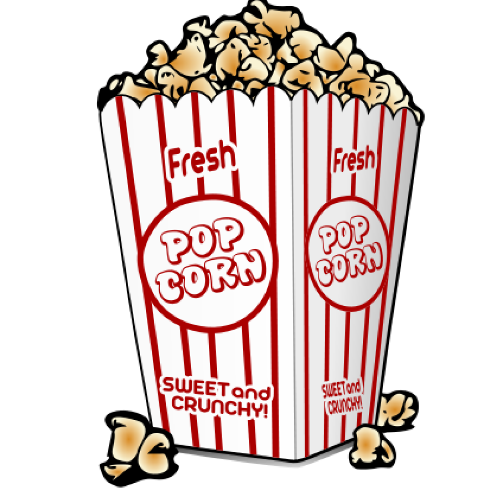 clip library stock Kernel clipart. Popcorn free real and