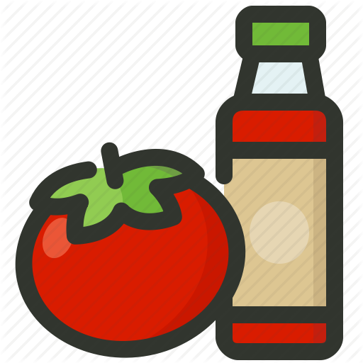 image freeuse download Ketchup and mustard clipart. Food by josy dom