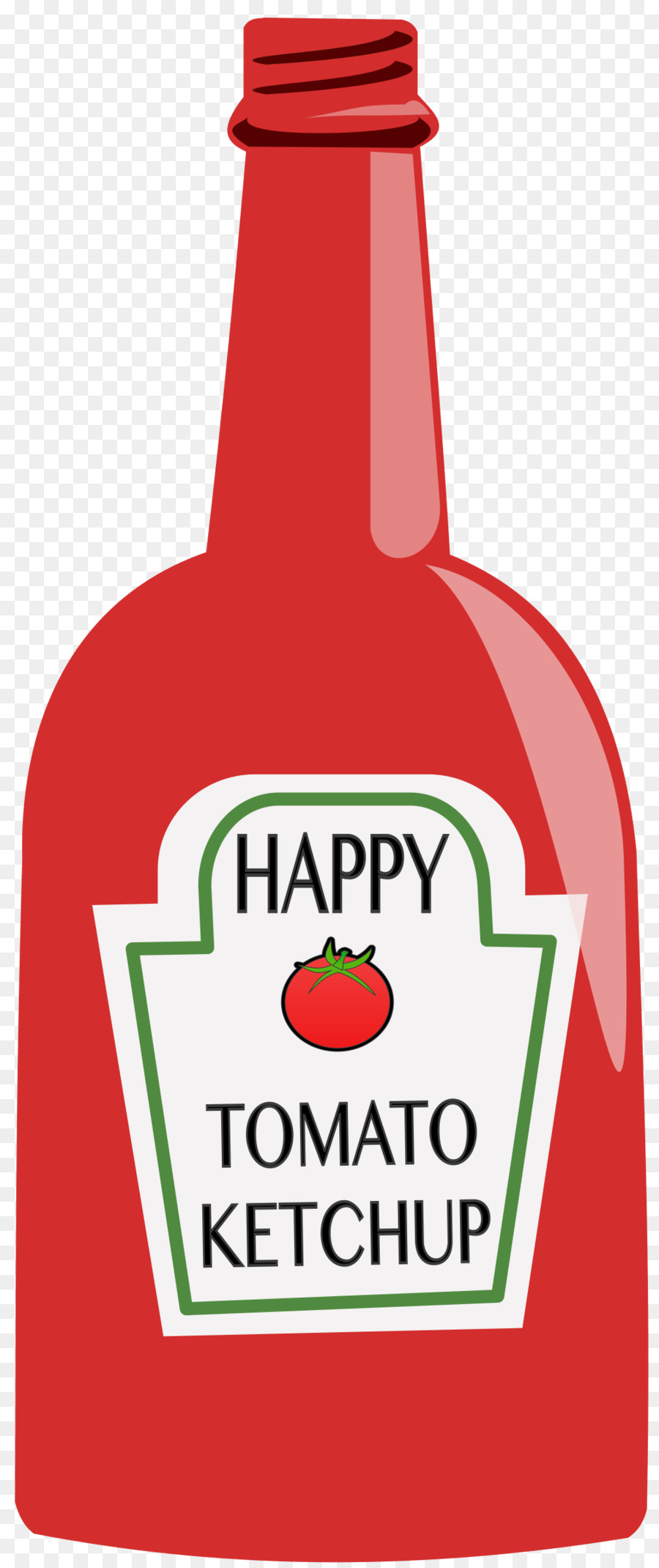 picture library library Clipart ketchup. Tomato cartoon bottle product
