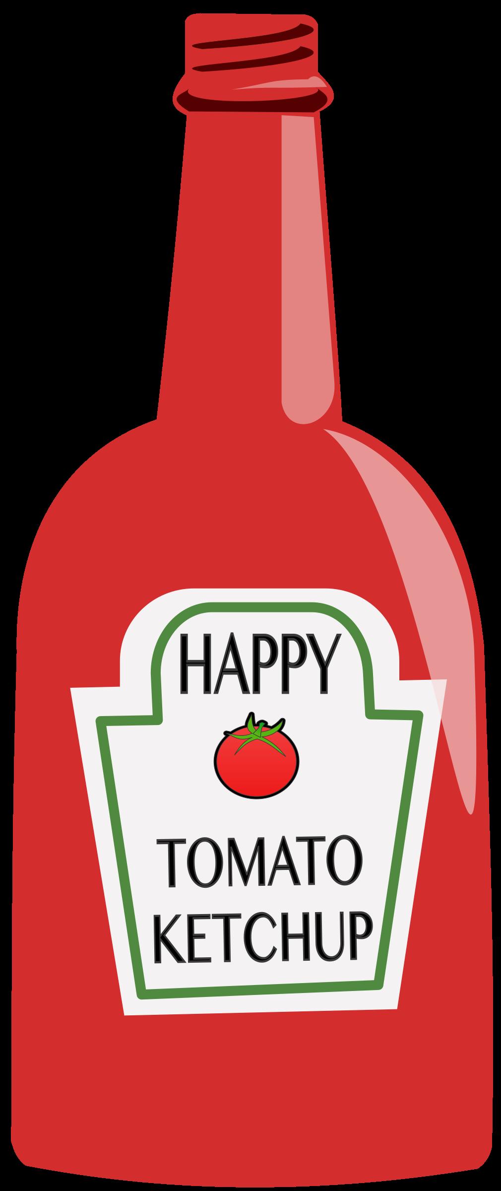 clip art download Ketchup clipart png. Tomato big image