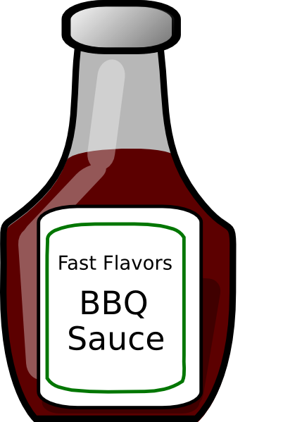graphic royalty free stock Ketchup clipart. Bbq free on dumielauxepices.