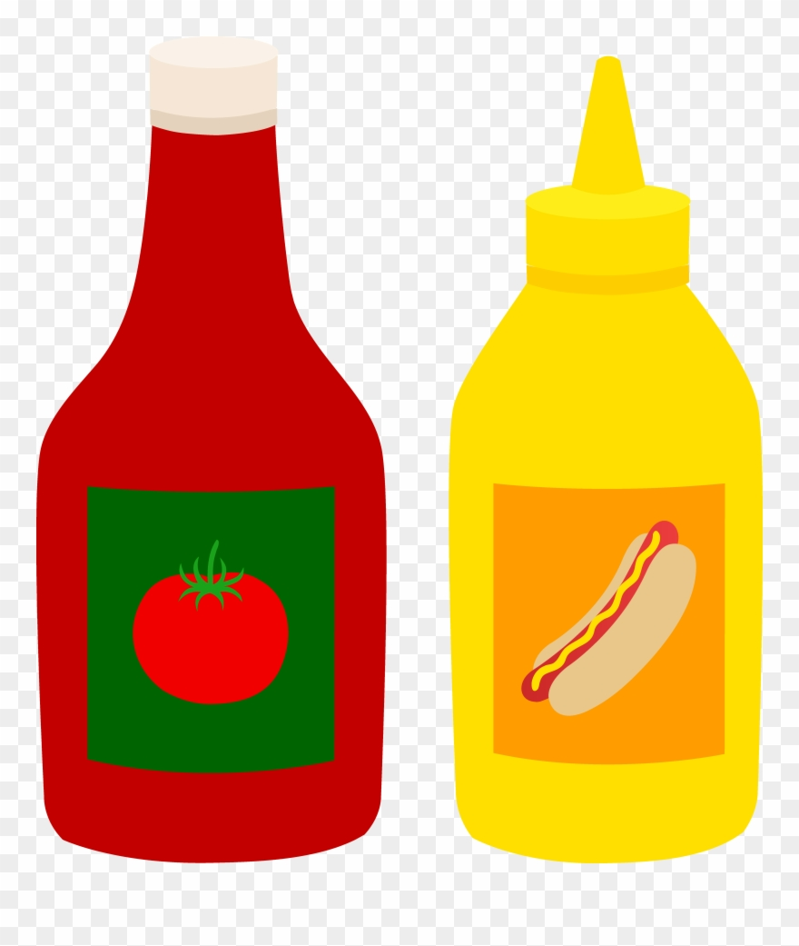 picture royalty free download Sauce download . Ketchup clipart png
