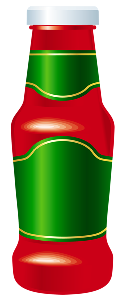 clipart transparent download Bottle png image graphics. Ketchup clipart red sauce.