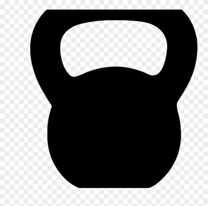 clip art library library Kettlebell clipart. Workout png download