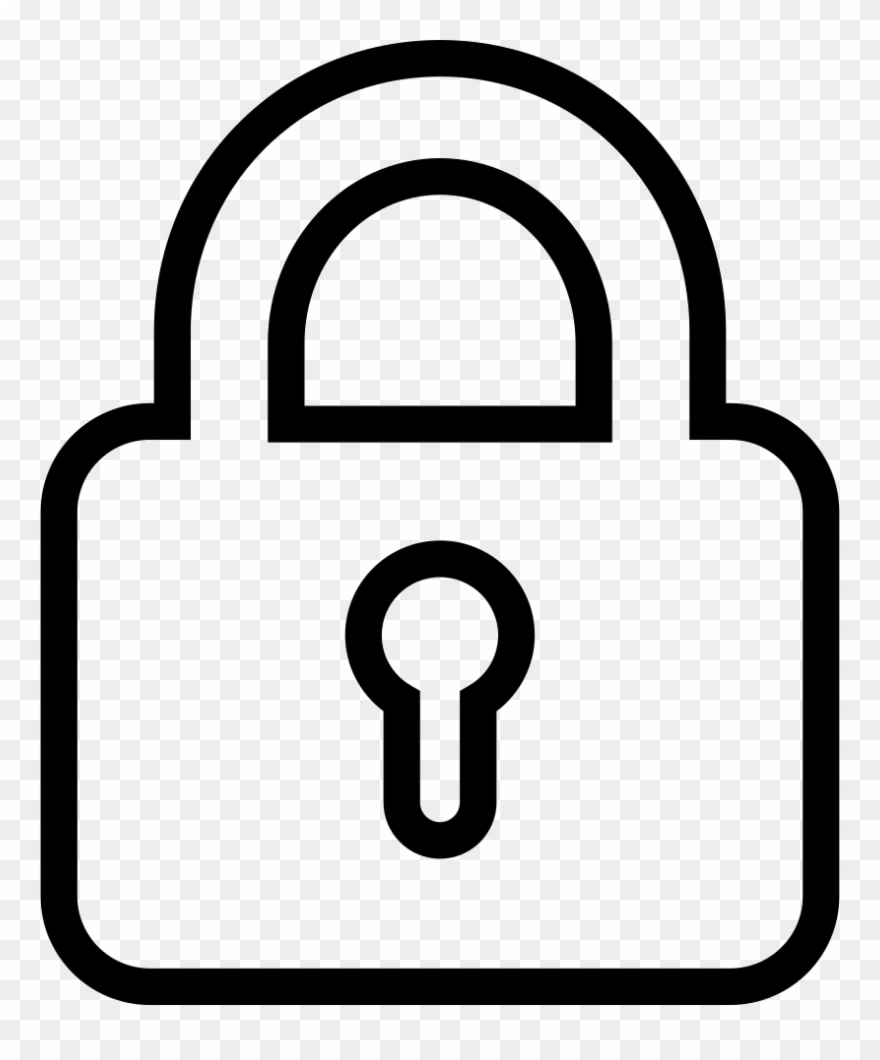 banner free stock Scan comments . Key and lock clipart