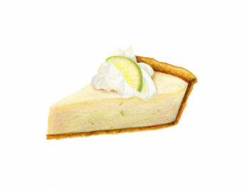 clipart royalty free library Key lime pie clipart. Free cliparts download clip