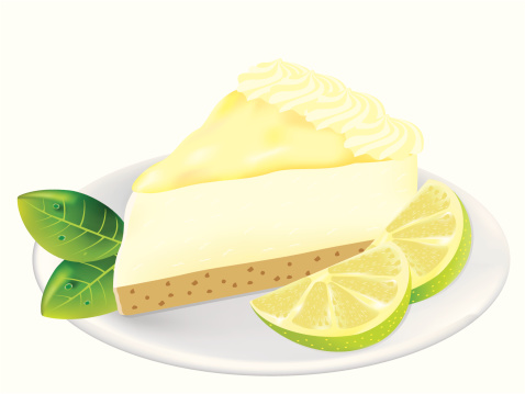 clipart royalty free library Free cliparts download clip. Key lime pie clipart
