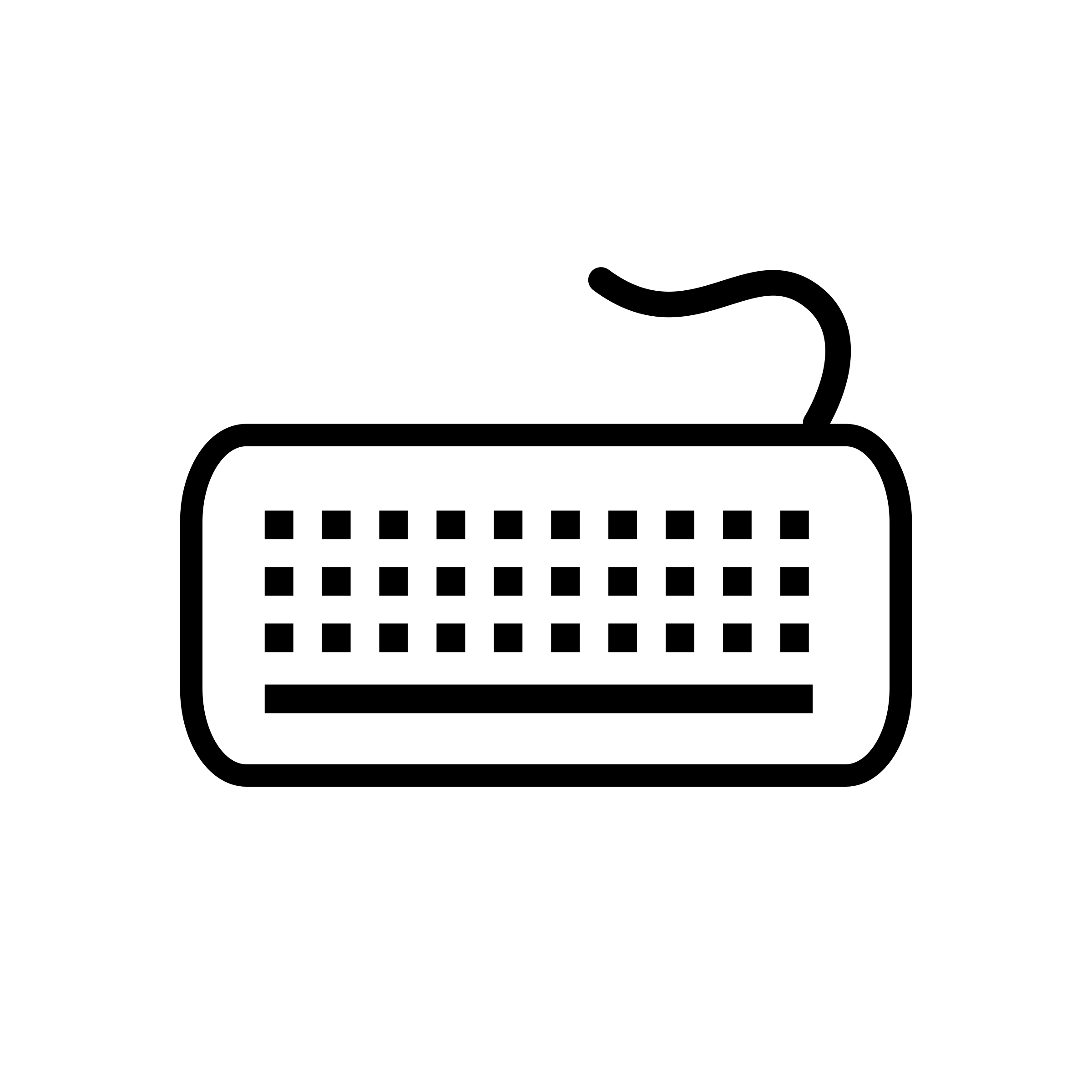 image transparent Keyboard clipart. Icon big image png.