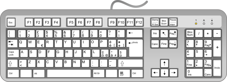 clipart Mouse cartoon computer drawing. Keyboard clipart