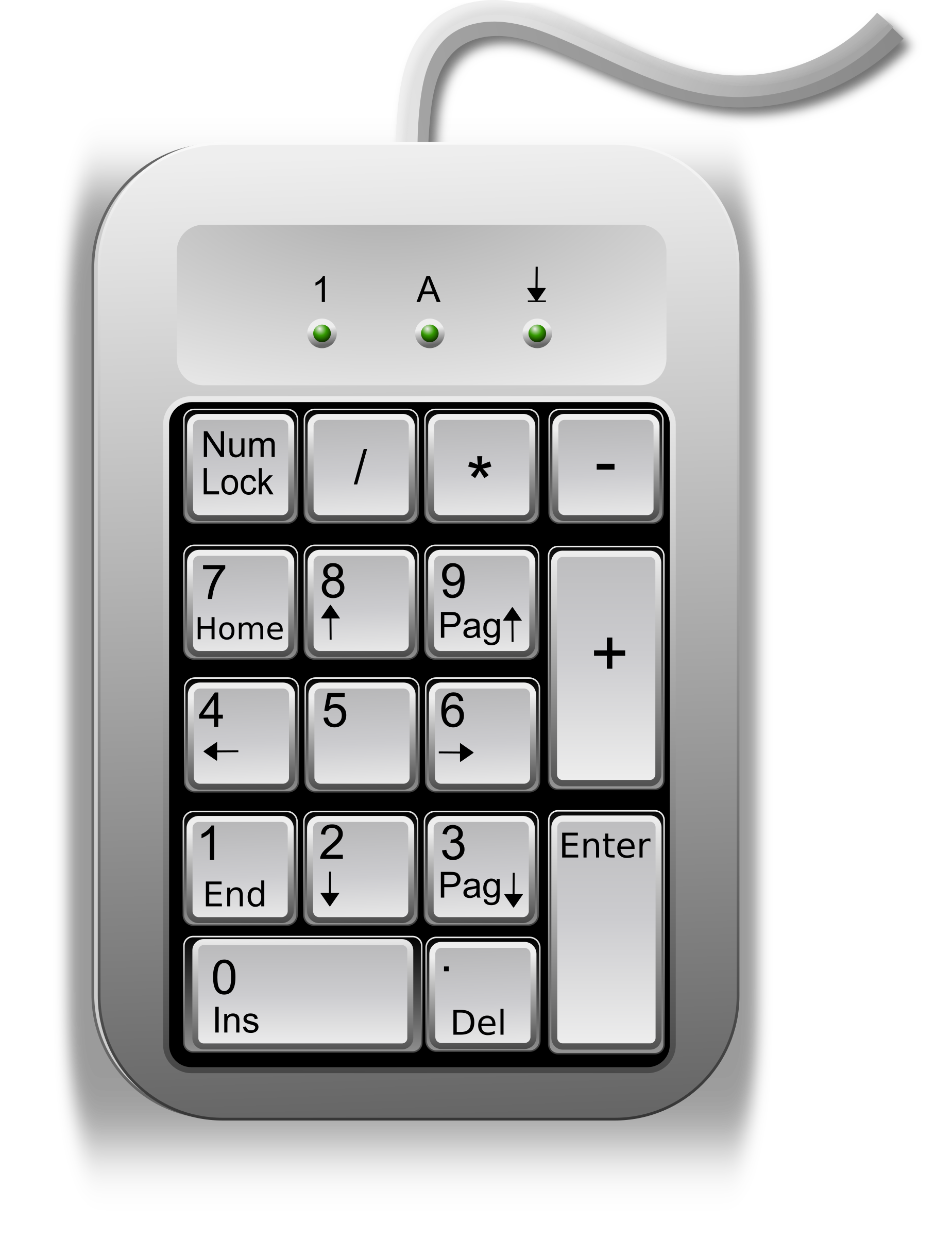 picture stock External by electro intellect. Keyboard key clipart