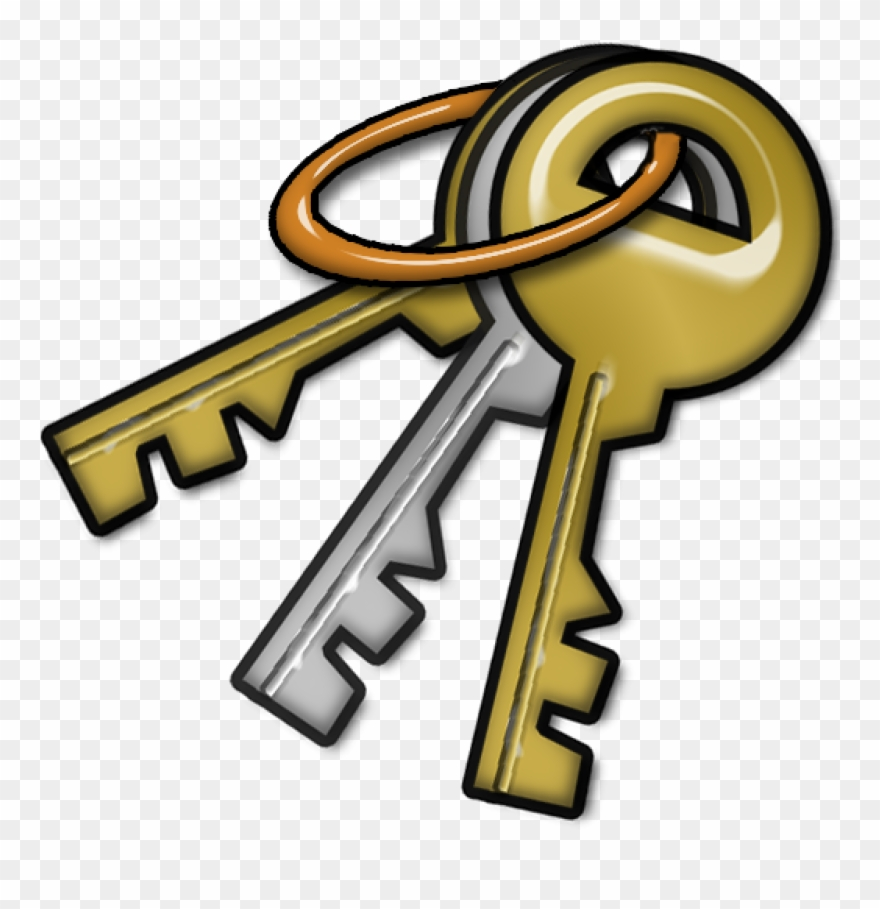 clip library Celtic key bunch of. Keys clipart