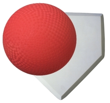 clip art royalty free library  clipartlook. Kickball clipart.