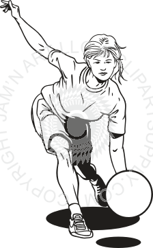 clip art black and white stock Kickball clipart. Girl throwing .