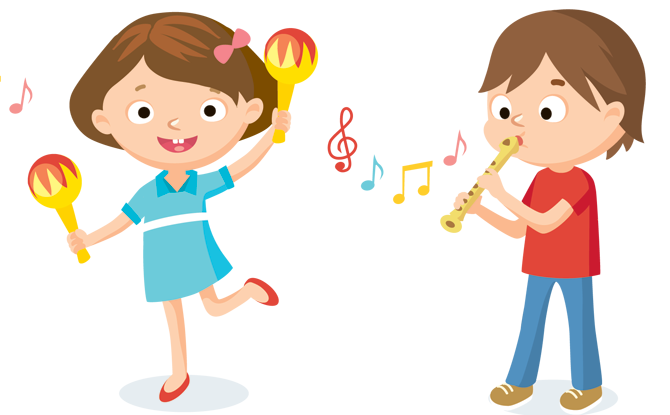 jpg library library  collection of playing. Kids music clipart