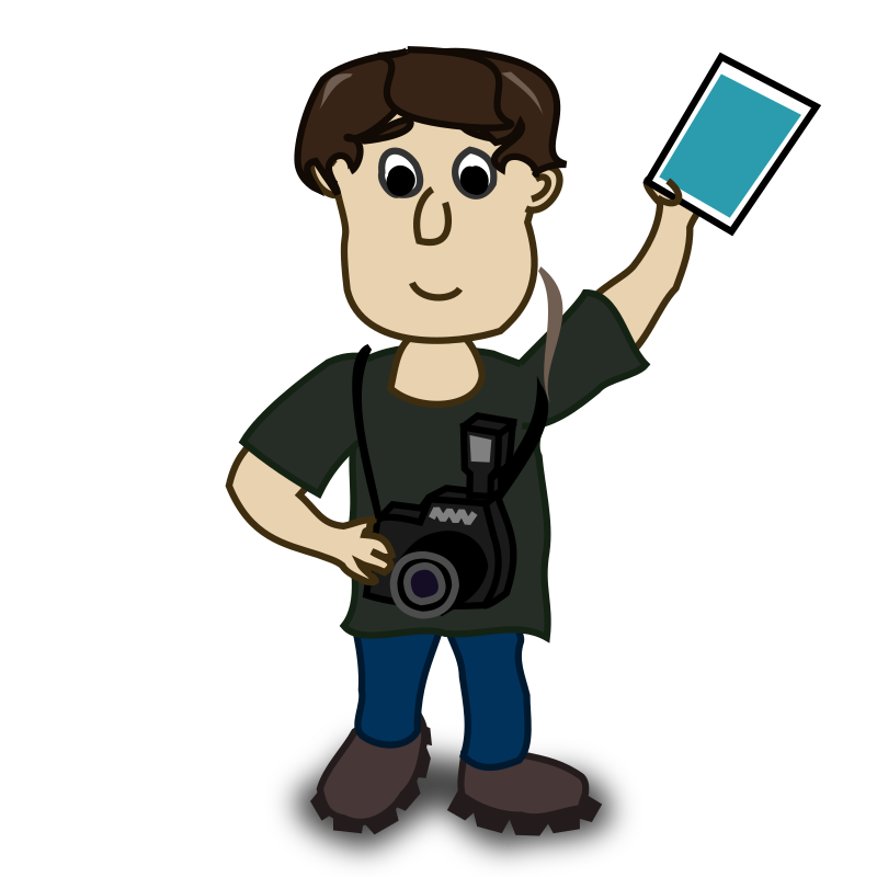png transparent stock Kid photographer clipart. Boy medium image png