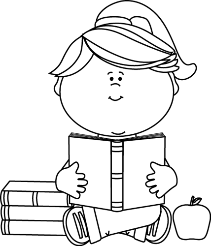 clipart royalty free download Reading Clip Art