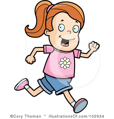 clipart freeuse stock Kids panda free images. Kid running clipart