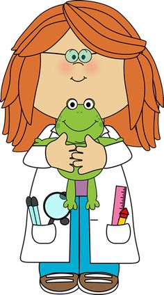 vector transparent library Kid scientist clipart.  best clip art