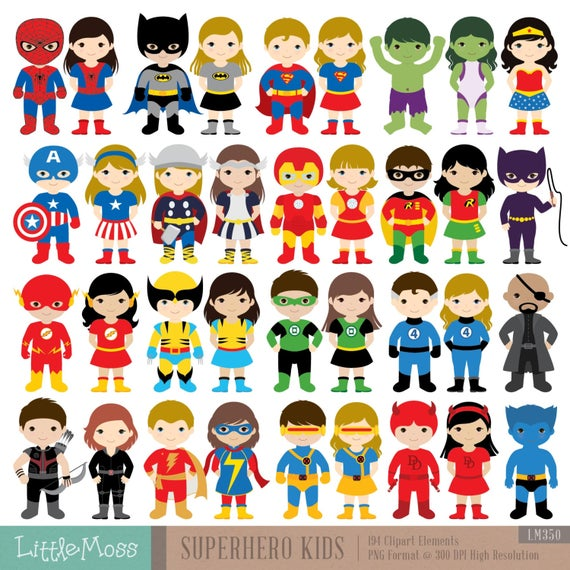 banner library download  kids costumes superheroes. Kid superhero clipart