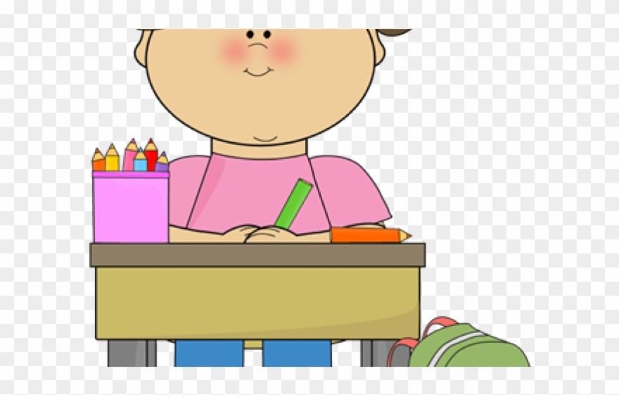 clip download Kid working clipart. Png download pinclipart .