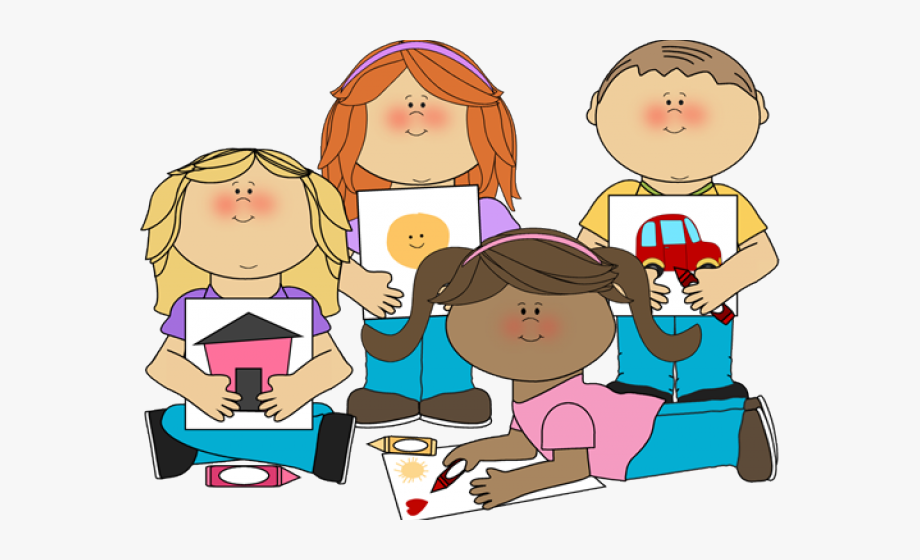 clipart library Artistic school special . Kids art clipart