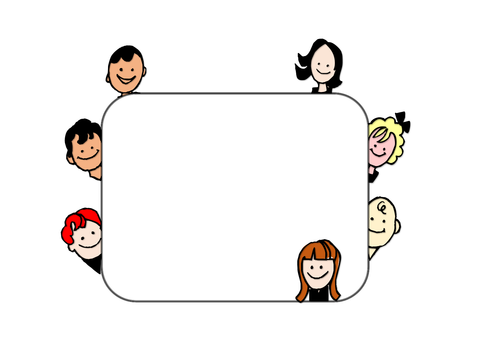 clip download Kids border creationz. Free clipart borders and frames.
