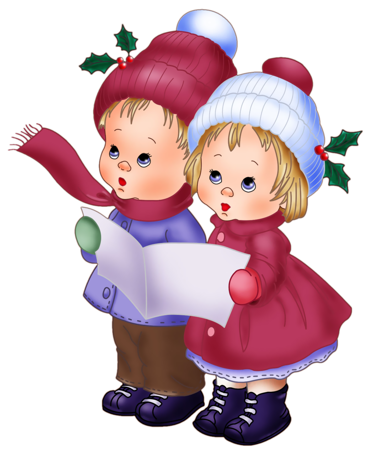 picture black and white library Kids clipart. Cute vintage png gallery