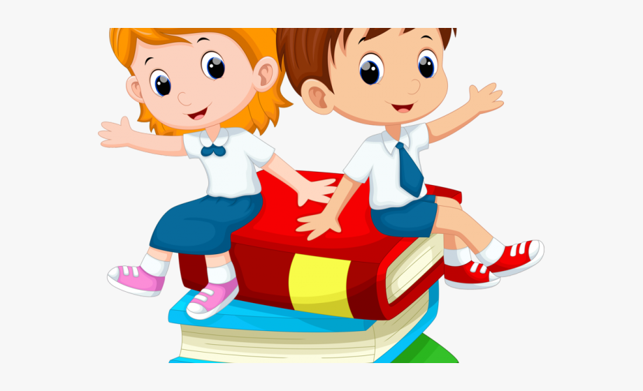 banner free library School free . Kids clipart png.