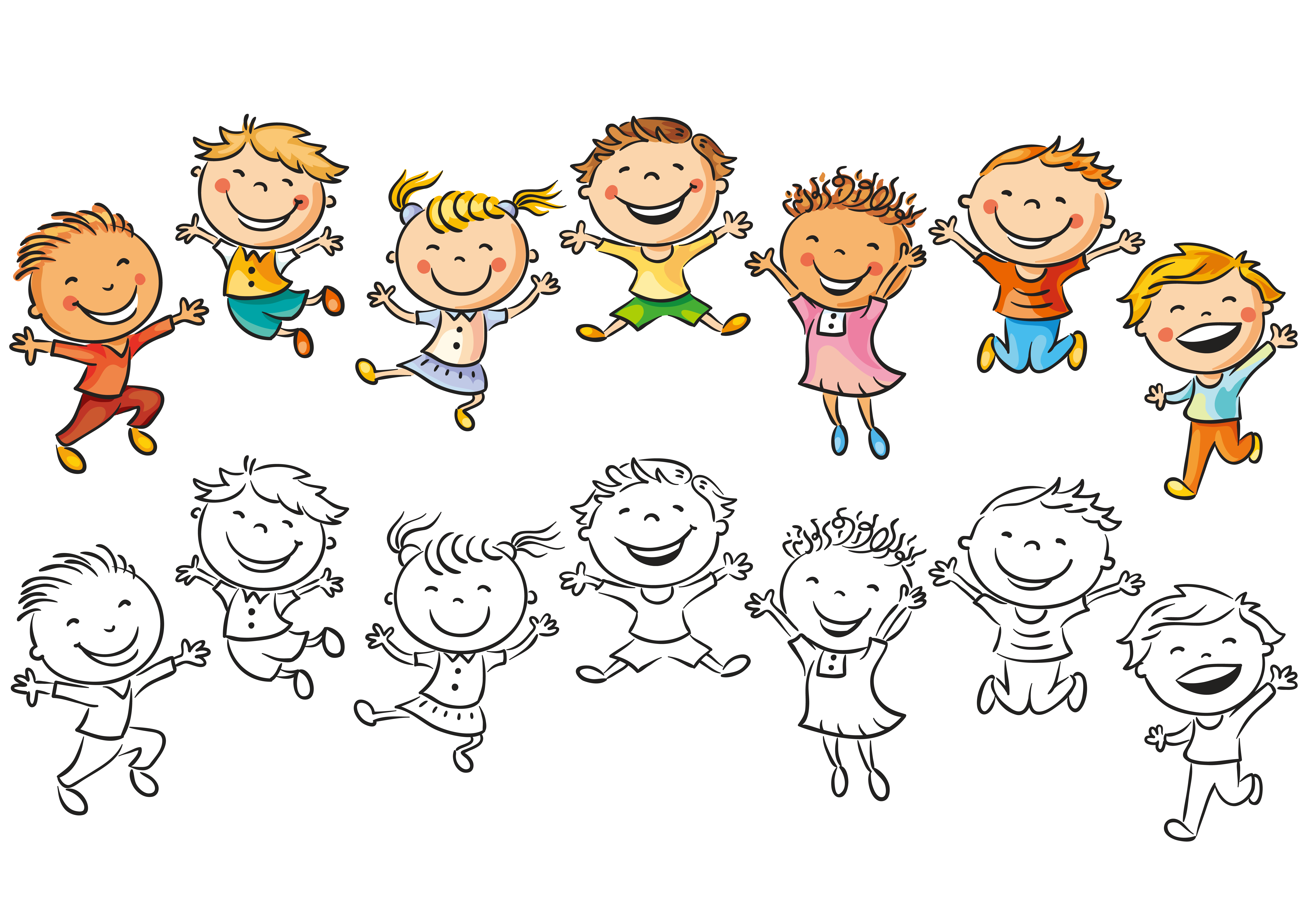jpg freeuse library draw vector children's #95926430