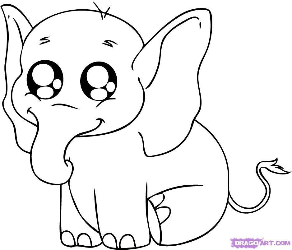 jpg freeuse Drawing printables easy. Baby kids coloring page